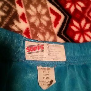 Soffe Shorts - Soffe mesh shorts - L